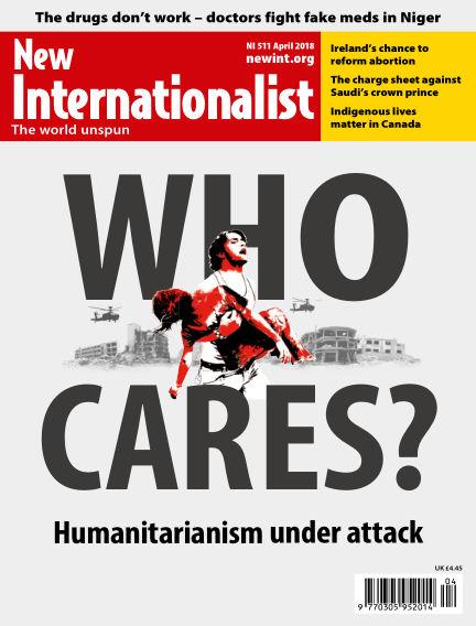 New Internationalist April 02, 2018 00:00