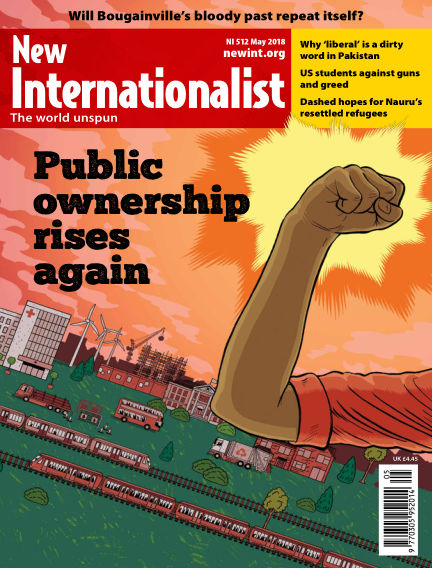 New Internationalist May 01, 2018 00:00