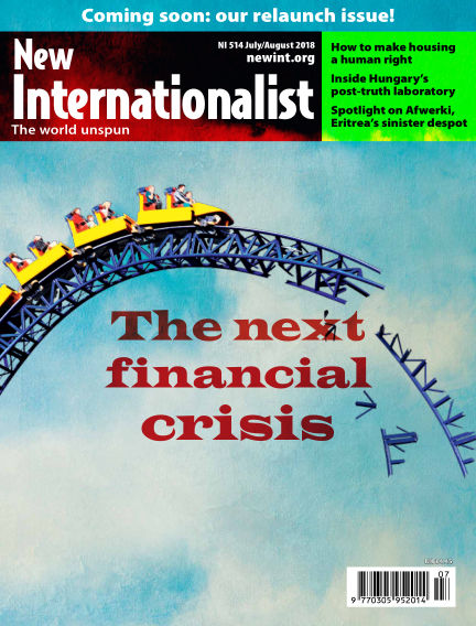 New Internationalist June 30, 2018 00:00