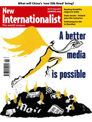 New Internationalist June 2018