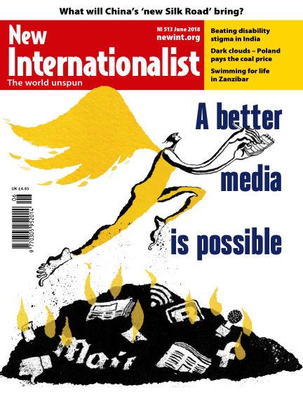New Internationalist May 30, 2018 00:00