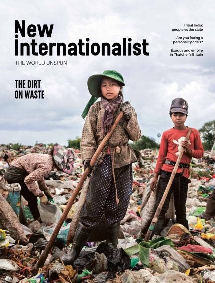 New Internationalist October 15, 2018 00:00