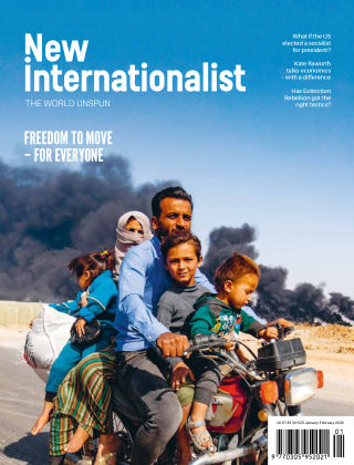 New Internationalist Jan-Feb 2020