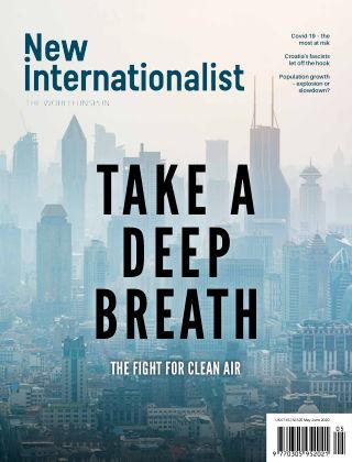 New Internationalist May/June 2020