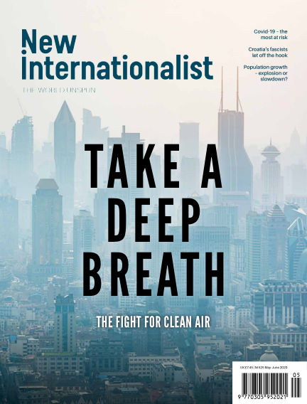 New Internationalist April 16, 2020 00:00