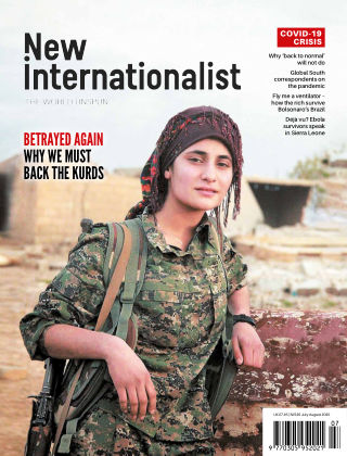 New Internationalist July/Aug 2020