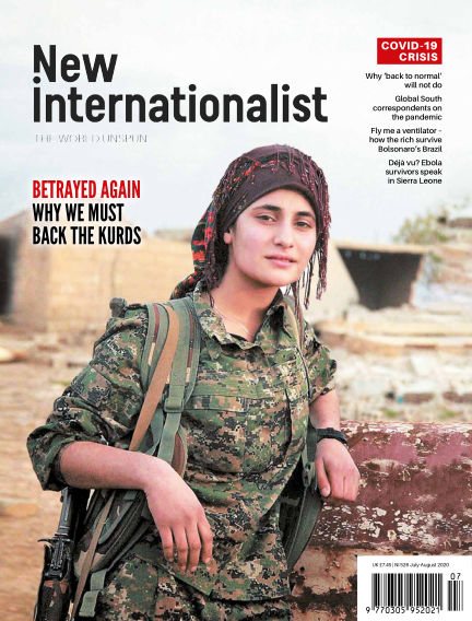 New Internationalist June 18, 2020 00:00
