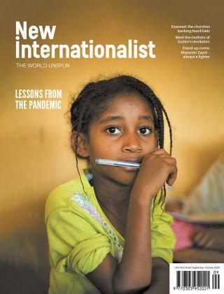 New Internationalist Sept Oct 2020