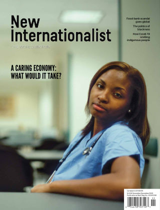 New Internationalist Nov/Dec 2020
