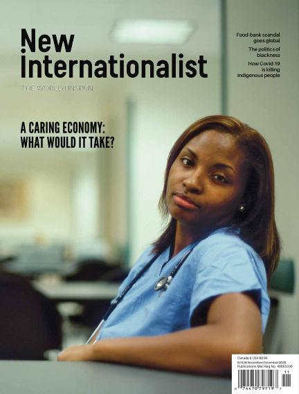 New Internationalist October 15, 2020 00:00