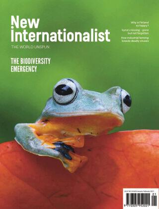 New Internationalist Jan Feb 2021