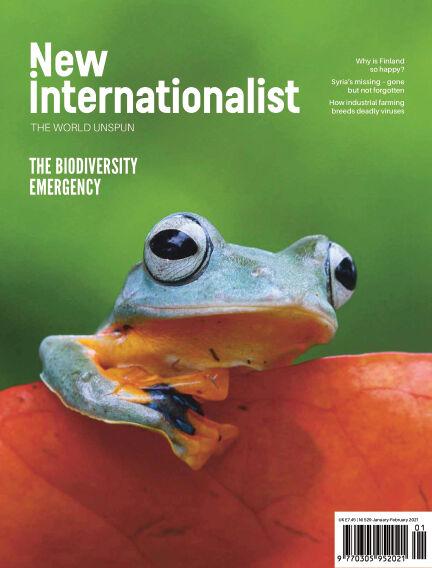 New Internationalist December 17, 2020 00:00