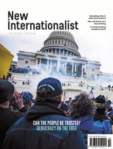 New Internationalist February 16, 2021 00:00