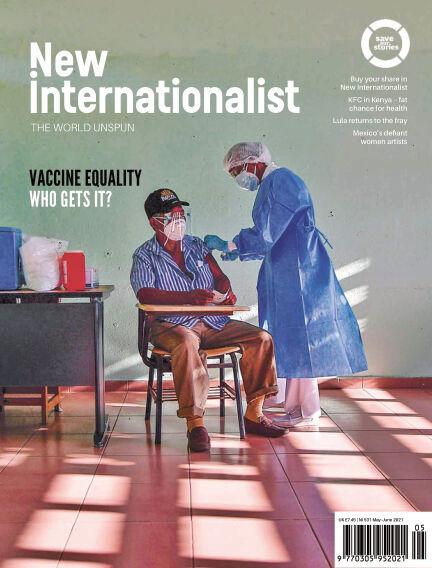 New Internationalist April 08, 2021 00:00