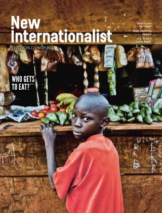 New Internationalist Sept/Oct 2021