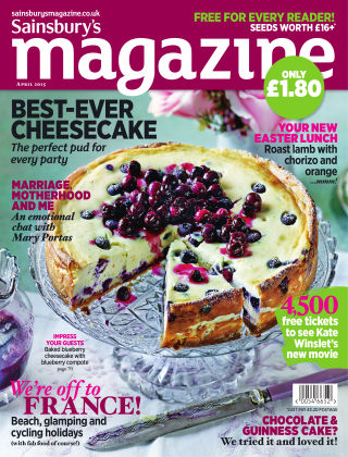 Sainsbury's Magazine April 2015