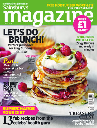 Sainsbury's Magazine June 2015