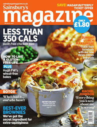 Sainsbury's Magazine March 2015