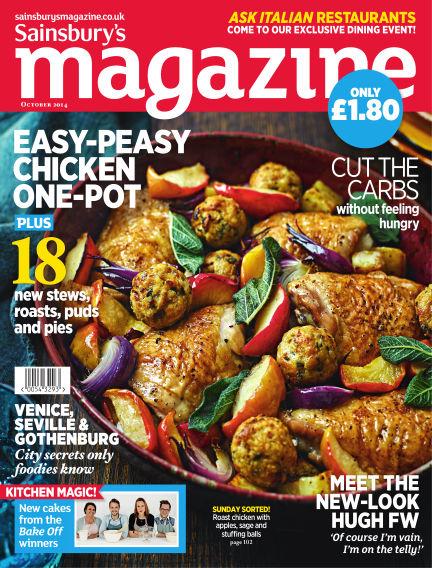 Sainsbury's Magazine September 03, 2014 00:00
