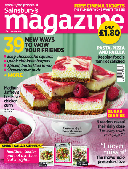 Sainsbury's Magazine July 30, 2014 00:00