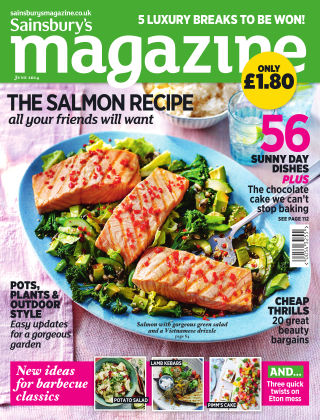 Sainsbury's Magazine June 2014