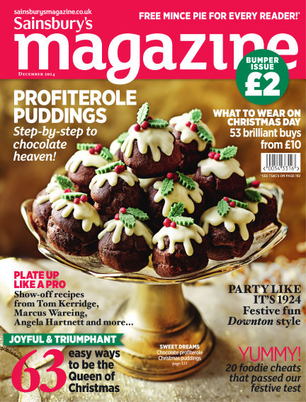 Sainsbury's Magazine November 05, 2014 00:00