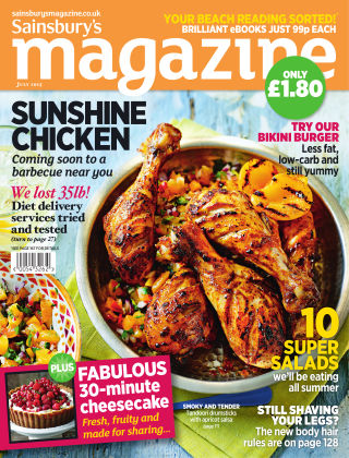 Sainsbury's Magazine July 2015