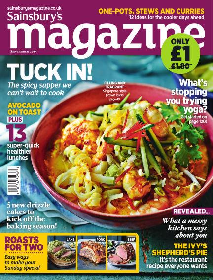 Sainsbury's Magazine August 26, 2015 00:00