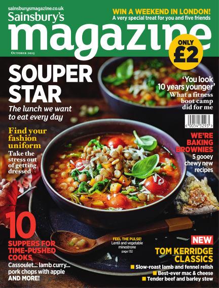 Sainsbury's Magazine September 30, 2015 00:00