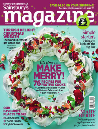 Sainsbury's Magazine December 2015