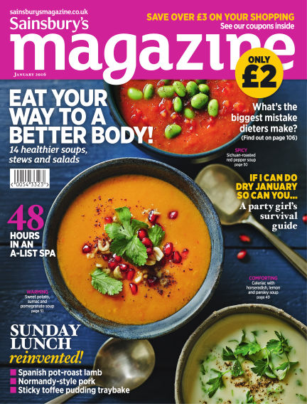 Sainsbury's Magazine January 01, 2016 00:00
