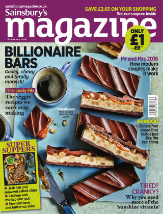 Sainsbury's Magazine February 2016