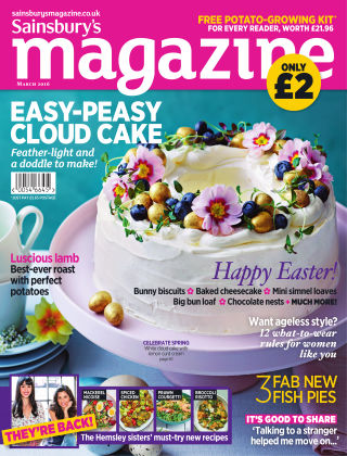 Sainsbury's Magazine March 2016