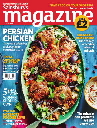 Sainsbury's Magazine April 2016