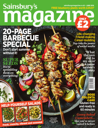 Sainsbury's Magazine June 2016