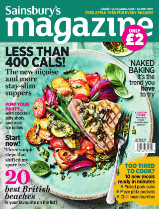 Sainsbury's Magazine August 2016