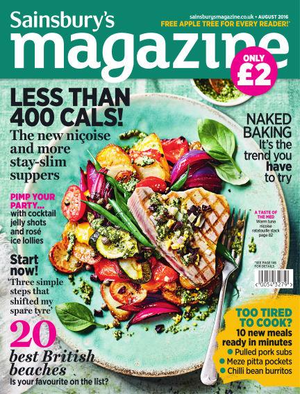 Sainsbury's Magazine August 03, 2016 00:00