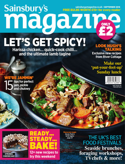 Sainsbury's Magazine August 31, 2016 00:00