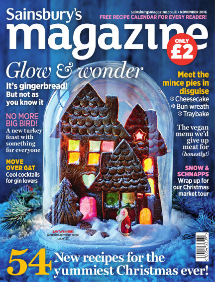 Sainsbury's Magazine November 02, 2016 00:00