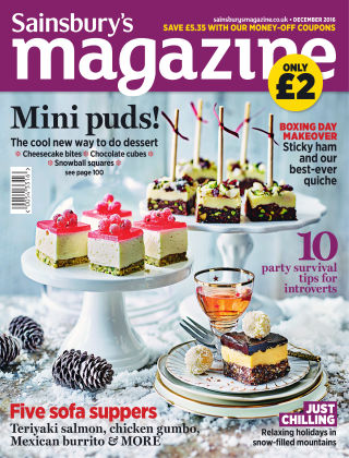 Sainsbury's Magazine December 2016