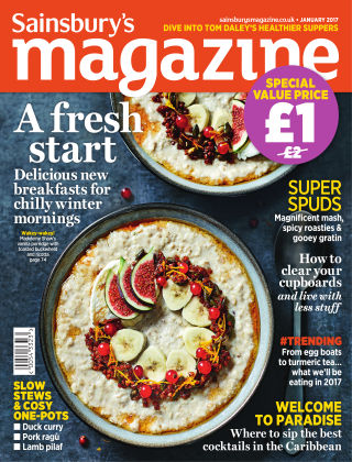 Sainsbury's Magazine January 2017
