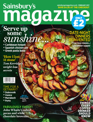 Sainsbury's Magazine February 2017