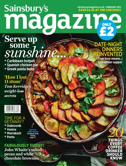 Sainsbury's Magazine February 01, 2017 00:00
