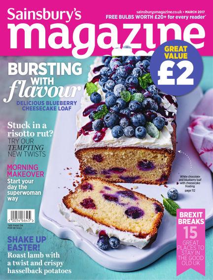 Sainsbury's Magazine March 08, 2017 00:00