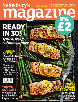 Sainsbury's Magazine April 2017