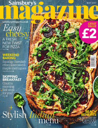 Sainsbury's Magazine May 2017