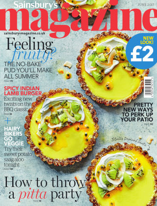 Sainsbury's Magazine June 2017