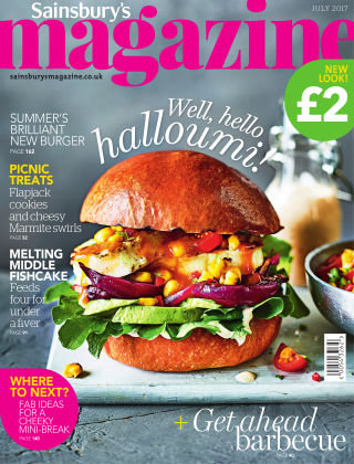Sainsbury's Magazine July 2017