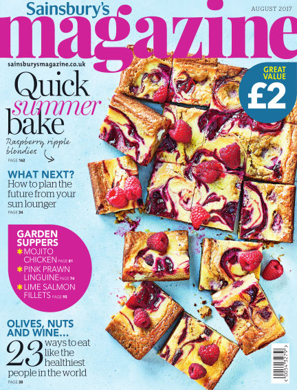 Sainsbury's Magazine August 02, 2017 00:00