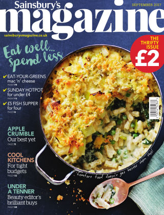 Sainsbury's Magazine September 2017